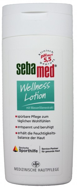 Sebamed Wellness Lotion, 200 ml