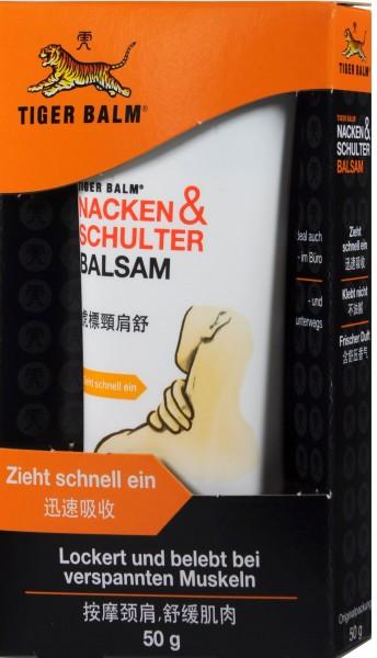 Tiger Balm Neck and Shoulder Rub, 50 mg