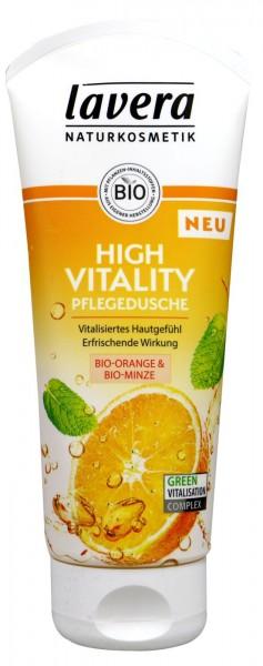 Lavera High Vitality Body Wash, 200 ml