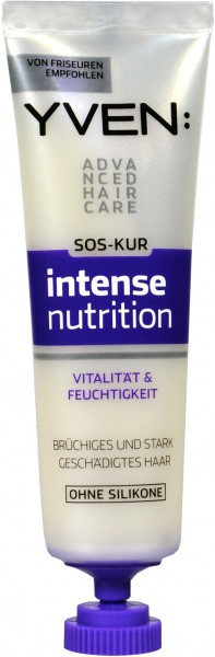 Yven SOS Intense Nutrition Mask, 20 ml
