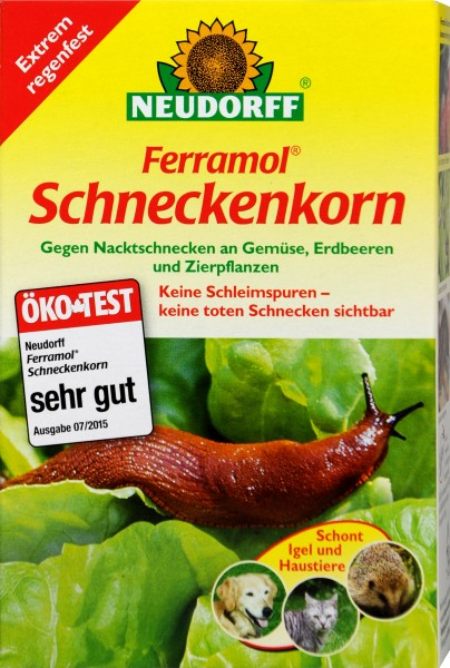 Neudorff Ferramol Slug Pellets, 200 g