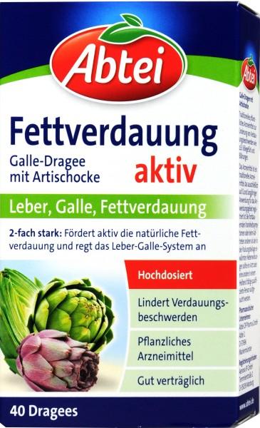 Abtei Artichoke Gall Bladder Tablets, 40-count