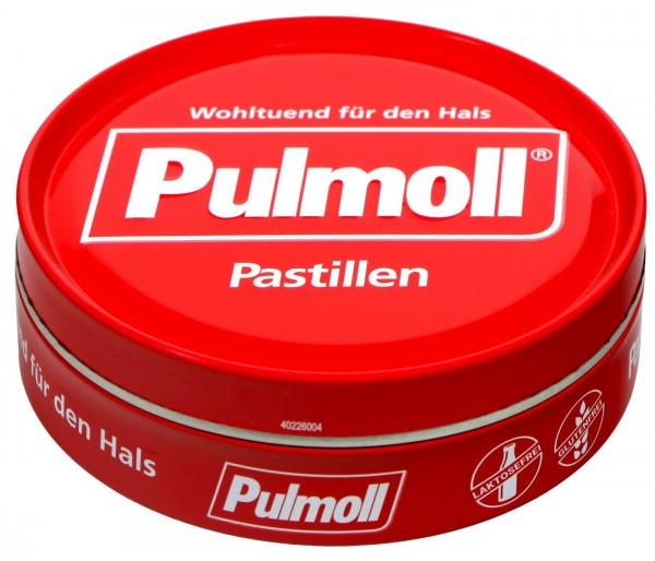 Pulmoll Classic Red, 75 g