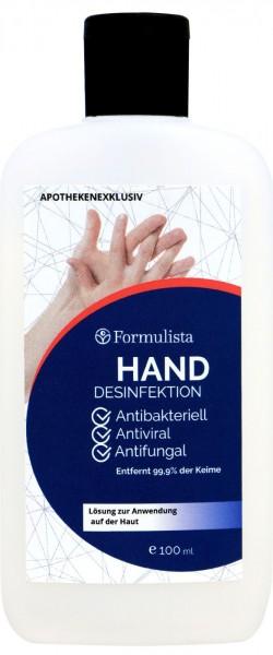 Formulista Hand Disinfection, 100 ml