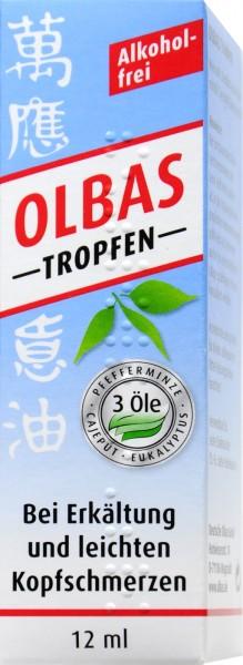 Olbas Drops, 12 ml