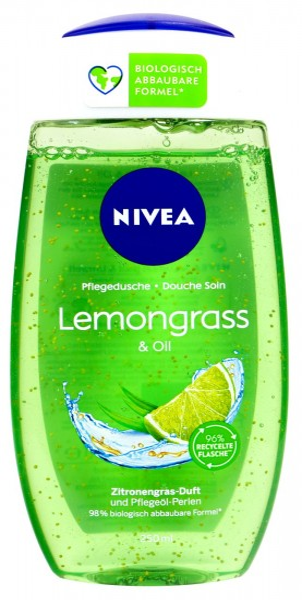 Nivea Lemon and Oil Body Wash, 250 ml