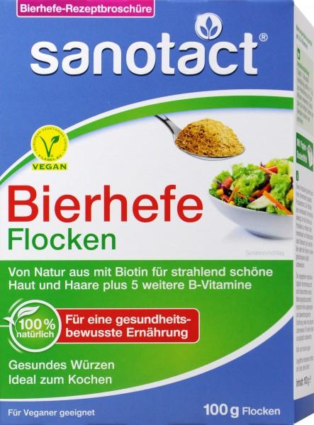 Sanotact Barm Flakes, 100 G
