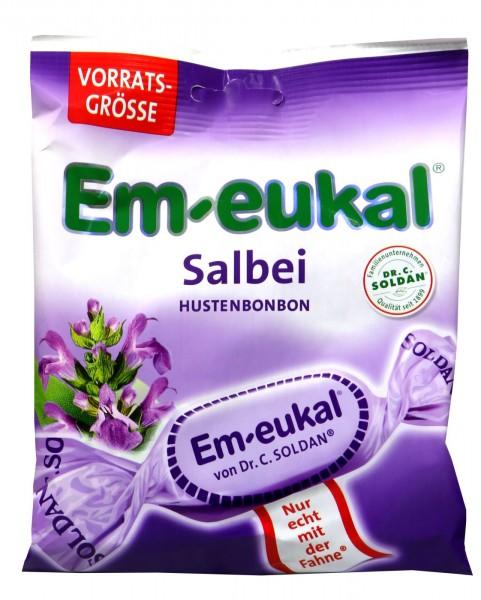 Em-Eukal Sage Lozenges, 150 g
