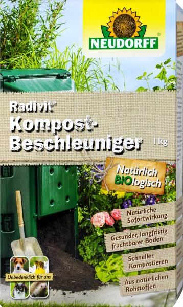 Neudorff Radivit Compost Accelerator, 1 kg