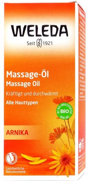Weleda Massage Oil with Arnica, 200 ML
