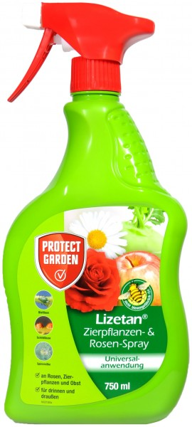 Protect Garden Ornamental Plant & Rose Spray, 750 ml