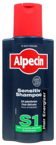 Alpecin Sensitive Shampoo S1 - For sensitive scalps, 250 ml