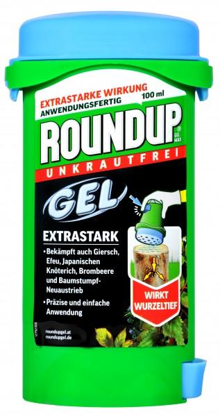 Roundup Gel Max Weed Killer, 100 ml