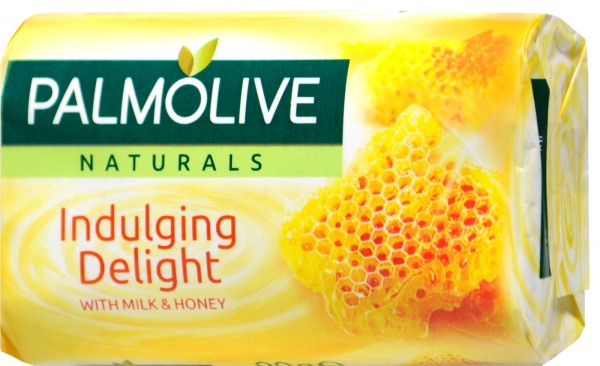 Palmolive Soap, Milk and Honey, 90 g