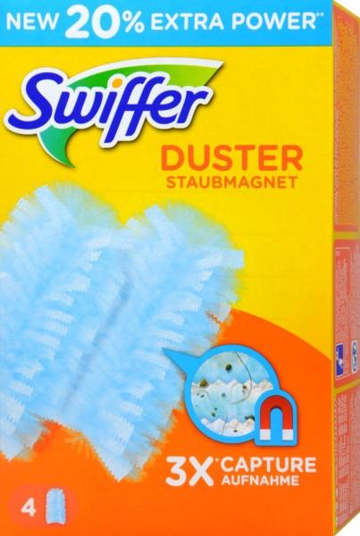 Swiffer Dust Magnet Cloths, 4-pack
