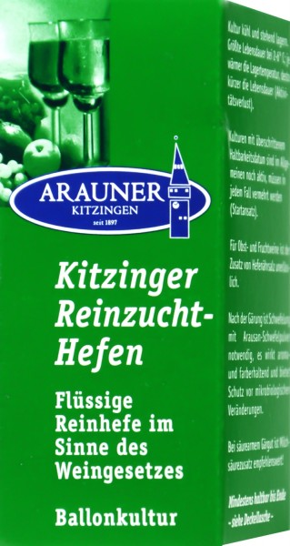 Kitzinger Port Yeast, liquid