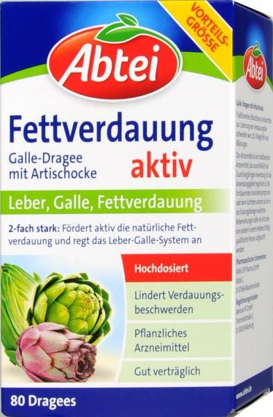 Abtei Artichoke Gall Bladder Tablets, 80-count