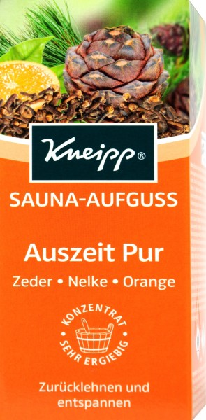 Kneipp Time Out Sauna Infusion, 100 ml
