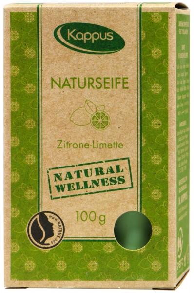 Kappus Natural Soap Lemon-Lime, 100 g