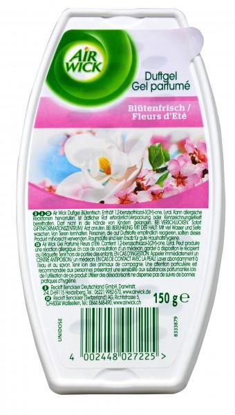 Air Wick Fresh Blossom Fragrance Gel, 150 g