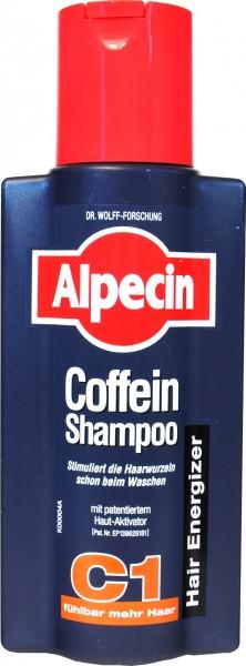 Alpecin Caffeine Shampoo C1, 250 ml