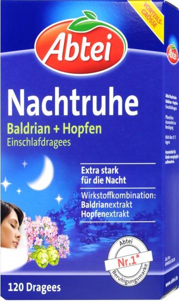 Abtei Calming Valerian Nighttime Sleep Tablets, 90-count