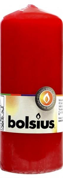 Eika Pillar Candle, Red, 160 x 60 mm