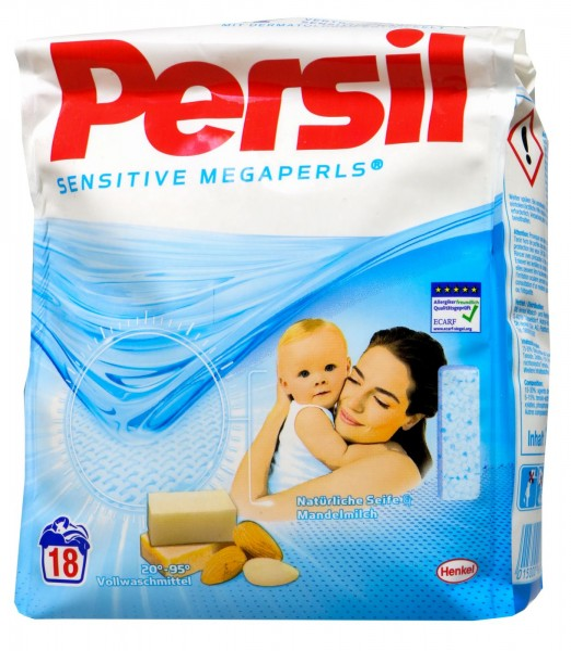 Persil Sensitive Megapearls, 20 washes, 1.33 kg