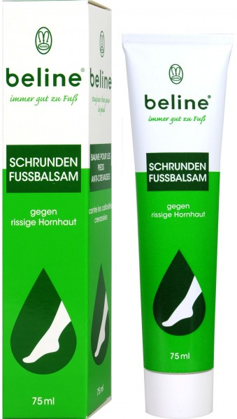 Beline Cracked Foot Balm, 75 ml