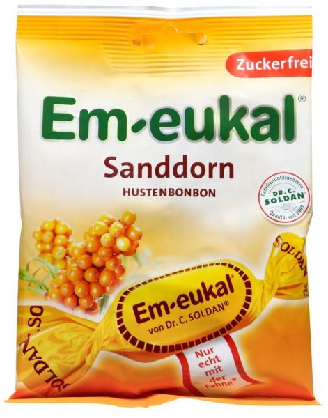 Em-Eukal Sea Buckthorn Sugar Free, 75 g