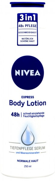 Nivea Body Moisturising Lotion, 250 ml