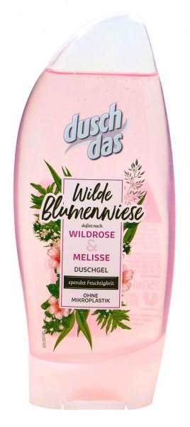 Duschdas Wild Flower Meadow Wild Rose & Melissa, 250 ml