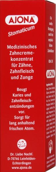 Ajona Stomaticum Toothpaste, 25 ml